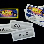 Music Alphabet Flash Cards
