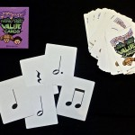 Note Value Flash Cards